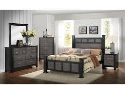 Crown Mark Reagan Queen Bedroom Group - Dunk & Bright Furniture - Bedroom  Group