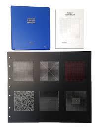 Amsler Chart Amsler Chart Book A Bernell Corporation