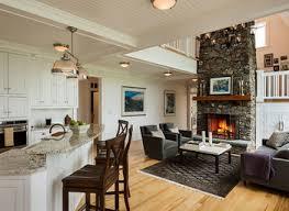 Open Floor Plan Living Room Ideas Kitchen On Free Interior Interior Design Kitchen Living Room