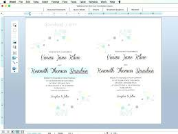 Wedding Invitation Insert Templates Fresh Diy Pocket Wedding