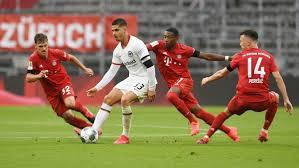 DFB-Pokal jetzt im Audio-Livestream: FC Bayern - Frankfurt