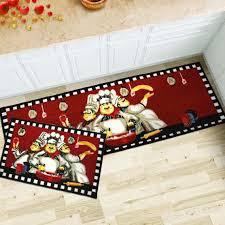 kitchen floor rugs. Amazon.com: MAXYOYO 2 Pieces Fat Chefs Kitchen Floor Mats Runner Rug Set, Area Rug,Entrance Mat (3 Chefs): \u0026 Dining Rugs I