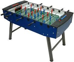 table football. fas fun blue football table liberty games