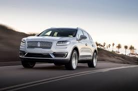 2019 Lincoln Nautilus   Official Photos, Details, And Specs ...