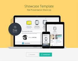 Website Mockup Template Beauteous Website Psd Mockup Template 28 Mockups To Showcase Your Responsive