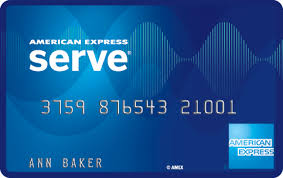 Serve® Reloadable American Debit Prepaid Cards Express zawraXYT