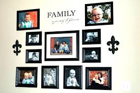 family frames for wall fashionable design ideas family frames wall decor modern decoration for picture surprising family frames for wall