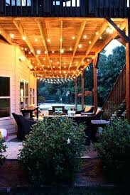 porch string lights porch string lights best patio ideas on lighting 3 decorative string lights indoor