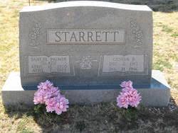 Geneva Belle Finch Starrett (1913-1996) - Find A Grave Memorial