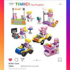 Lego đồ chơi xếp hình cho bé gái đẹp giá rẻ