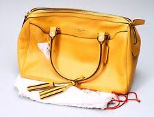 item 3 Coach Legacy Leather Haley Satchel Mustard Style   23574-NEW-GUARANTEED AUTHENTIC -Coach Legacy Leather Haley Satchel Mustard  Style ...