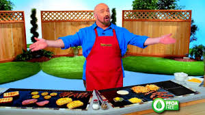 Miracle Grill Mat ficial TV mercial