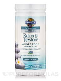 dr formulated magnesium relax re original no stevia 13 4 oz 381