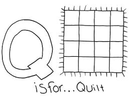 Letter Q Coloring Pages - GetColoringPages.com & Letter Q Quilt Adamdwight.com