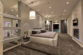 Bedroom Carpeting Ideas - Grey carpet bedroom
