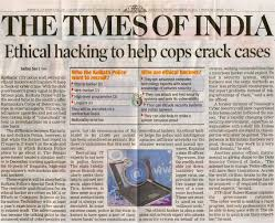 press leading newspapers on n school of ethical  press leading newspapers on n school of ethical hacking isoeh