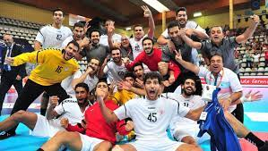 مصر بطل كأس العالم لكرة اليد