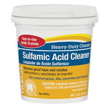 1 lb custom building s tlsac1 tilelab sulfamic acid cleaner