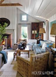 In the family room, i was determined to find something dimensional. 10 Tips For Styling Large Living Rooms Other Awkward Spaces The Inspired Room