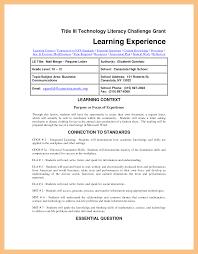 9 Correct Letter Format Resume Pdf