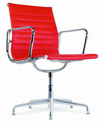 ikea red office chair. Furnitures, Ikea Office Chairs Stainless Steel Swivel Base Caster Gas Lift Red Chair