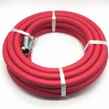 red 50 ft 3 4 rubber air jackhammer hose for usa market