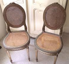 french cane chair. Wonderful Pair Of Cane Bedroom Chairs French Chair