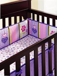 baby girls purple owl 6pcs crib bedding set pers fleect blanket al 729792879600