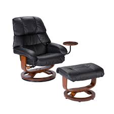 modern leather recliner chair. View Larger Bonded Leather Recliner Modern Chair E