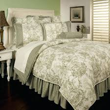 french toile bedding sets image of french country bedding red french toile comforter sets