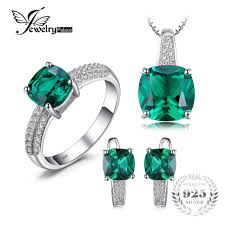 jewelrypalace 8 7ct emerald ring