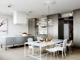 eat in kitchen island designs modern large white marble kitchen island top high gloss black kitchen