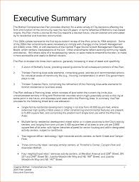 Executive Summary Report Template (2) | Professional And High ...