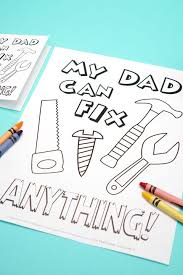 You can use different tools like watercolor paints, pastels, markers or pencil crayons. 35 Free Printable Father S Day Cards Cute Online Father S Day Cards To Print