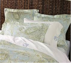 neiman marcus has bed linens on right now i like the legacy ellington but i d have to pair it with something that s not geometric to soften it