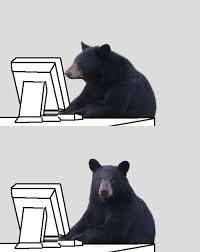 mfw the Patient Bear meme is suddenly a thing | Patient Bear ... via Relatably.com