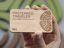 Laser Engraved Business Cards On Wood Metal Plastic Starting At