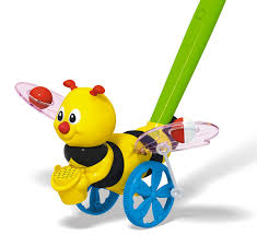 каталка stellar пчелка 01396