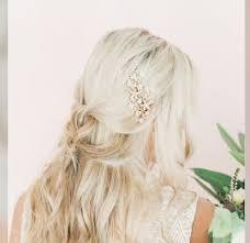 Les 40 Plus Belles Coiffures De Mariée Cheveux Lâchés