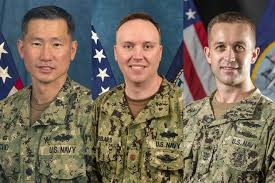 Three Navy Unit Leaders Fired After XO Reportedly Found Naked In Beauteous Hillary Ruck Marriage