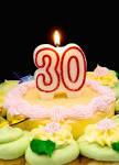 Открытки к 30 летию женщине