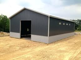 pole barns metal amp pole building garage pole building metal trusses