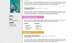 How To Create A Resume On Microsoft Word Resume Template How To