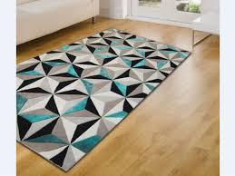 stylish teal and white area rug regarding gray wayfair coursecanary com