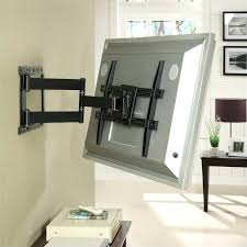 articulating arm tv mount dual arm articulating tv wall mount for sharp 80