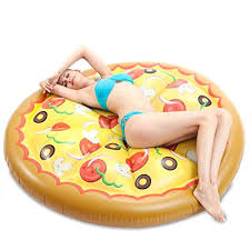 pool round raft. Contemporary Raft JOYIN Giant Inflatable Round Pizza Pool Float Fun Beach Floaties Swim  Party Toys With Raft O
