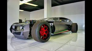 Cars don't get much faster than the bugatti veyron and koenigsegg ccxr. Lamborghini Espada Rat Rod World S Craziest Lamborghini At Miami Supercar Rooms Youtube