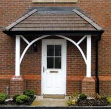 front door portico kitsFront Door Portico Kits Beautiful Ideas Navy Blue Home Planter