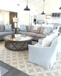 living room rug carpet gala co in placement ideas