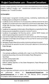 financial coordinator cum tayoa employment portal apply for this job